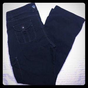 Kuhl  Snap legs/Pockets/Outdoor/Hiking/Pants Sz12R